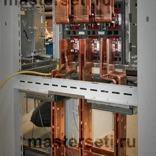 Отходящие фидеры выкатного воздушного автоматического выключателя 1600 А