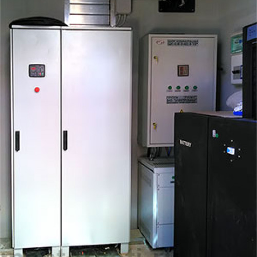 Электрические шкафы проекта