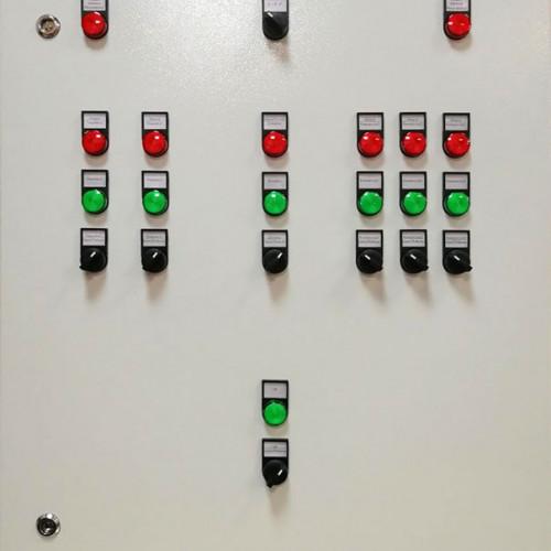 Внешний вид щита управления №1