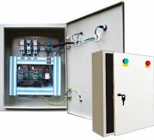 Электрический шкаф с АВР