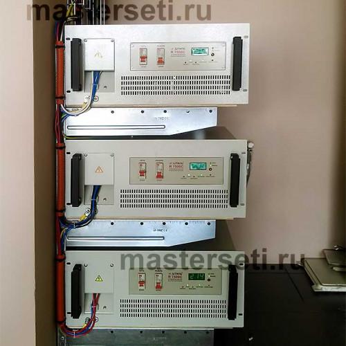 Стабилизаторы электрического напряжения