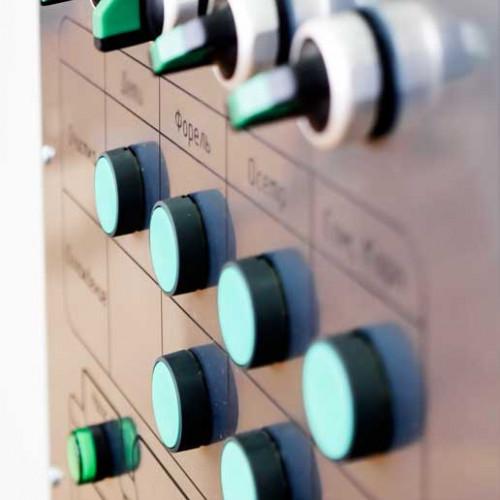 Кнопки панели управления