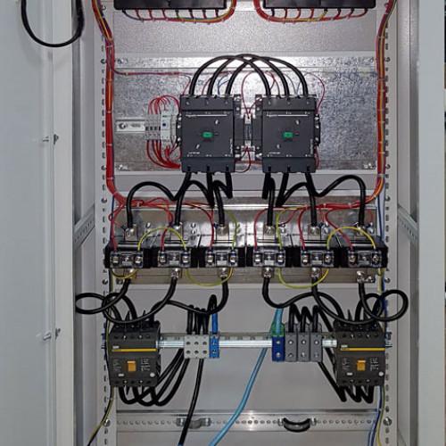 Электроустановка готовая к монтажу