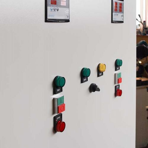АВР, измерительные, сигнальные устройства и органы управления