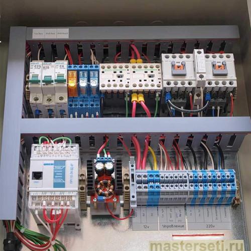 Клеммники для подключения силовых и управляющих кабелей