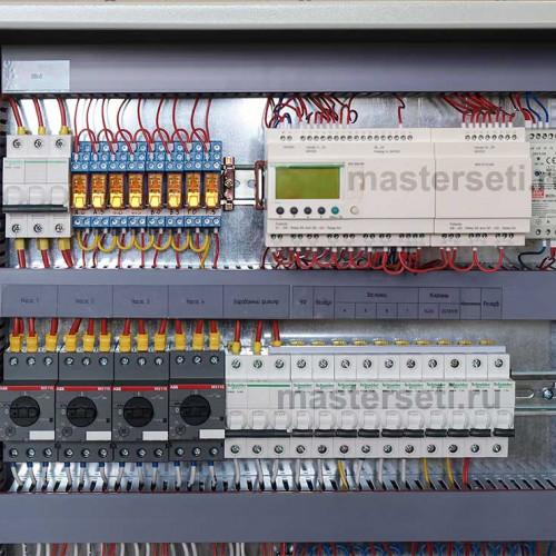 Контроллер щита управления